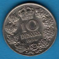 YUGOSLAVIA 10 DINARA 1938KM# 22  Petar II - Joegoslavië