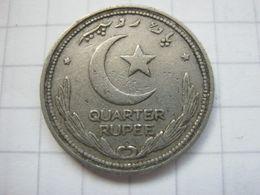 Pakistan , 1/4 Rupee 1951 - Pakistan