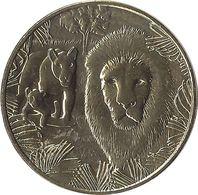 2020 MDP239 - SAINT-AIGNAN-SUR-CHER - ZooParc De Beauval 2 (les Lions) / MONNAIE DE PARIS - Monnaie De Paris