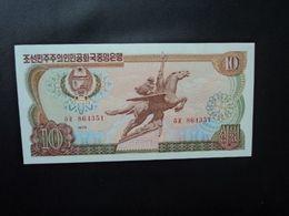 CORÉE DU NORD : 10 WON   1978    P 20c    Presque SPL à SPL - Korea (Nord-)
