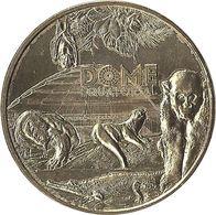2020 MDP241 - SAINT-AIGNAN-SUR-CHER - ZooParc De Beauval 4 (Dôme équatorial) / MONNAIE DE PARIS - Monnaie De Paris