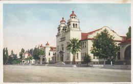The Sherman Institute (Indian School) , RIVERSIDE , California , 00-10s - Indiens De L'Amerique Du Nord