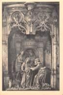 01 - Eglise De BROU - La Visitation - Fragment De Retable - Eglise De Brou
