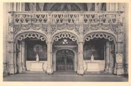 01 - Eglise De BROU - Le Jubé - Eglise De Brou