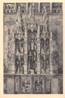 01 - Eglise De BROU - Retable Des Sept Joies De La Vierge - Eglise De Brou