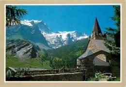 05 - La Grave - L'Eglise - Massif De L'Oisans - CPM - Voir Scans Recto-Verso - Autres Communes
