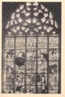 01 - Eglise De BROU - Vitrail - L'Assomption De La Vierge - Eglise De Brou