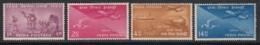 India Sc 248-251 (SG 348-351), MHR - India (...-1947)