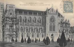 61 - LA CHAPELLE-MONTLIGEON - Oeuvre Expiatoire - Eglise Des Ames Délaissées (côté Sud) - Sonstige Gemeinden