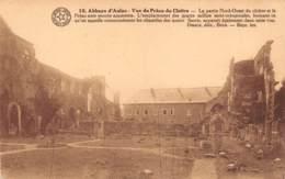 Abbaye D'AULNE - Vue Du Préau Du Cloître. - Thuin