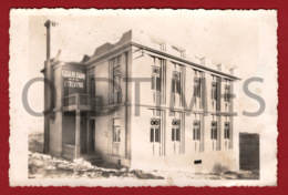 PORTUGAL - CASA DE SAUDE ETELVINA - 1940 REAL PHOTO PC - Portugal