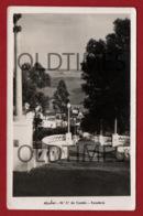 PORTUGAL - ALJUSTREL - N. SRA. DO CASTELO - ESCADARIA - 1950 REAL PHOTO PC - Beja