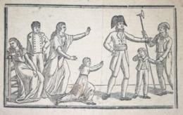 Le Dauphin, Fils De Louis XVI, Enlevé A Sa Famille - Albi Affaire De M.Fualdès - Evreux, De L'imprimerie D'Ancelle Fils - Historische Documenten