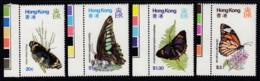 Hong Kong Sc 354-357, MNH - Hong Kong (...-1997)