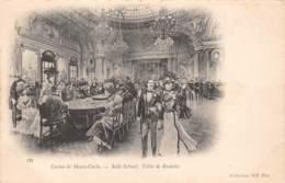 Casino De MONTE CARLO - Salle Schmit, Tablre De Roulette - Monte-Carlo