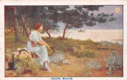 HEURE MAUVE - Schilderijen