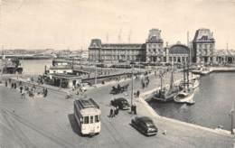 OSTENDE - Gare Maritime - Zeestation - Oostende