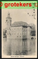 GINNEKEN Kasteel Bouvigne 1934 Castle / Château / Schloß - Breda