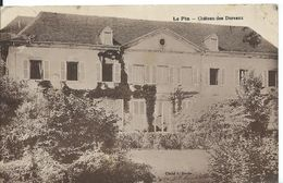 LE PIN   ( ALLIER )     CHÂTEAU DES DUREAUX - France