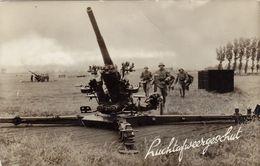 1776/ Luchtafweergeschut, Militairen - Matériel