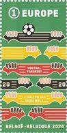 2020 Sport Soccer Footbal Voetbal MNH !!! - Belgium