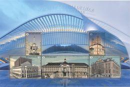 2020 Pleinen Places Luik Liege MNH !!! - Belgium