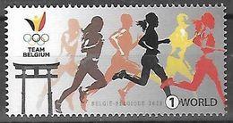 2020 Sport Olympic Olympique Japan Atletiek MNH !!! - Belgium