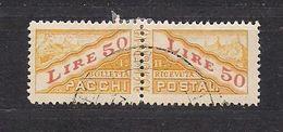 Saint-Marin San Marino 1945 1947 Yvertn° Colis Postaux 32 (o) Oblitéré Cancelled Cote 50 Euro - Saint-Marin