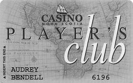Casino Nova Scotia - Canada - Slot Card - Casinokarten