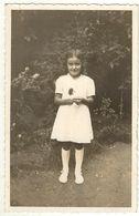 Photo A Identifier Enfant  Jeune Fille   43 - Fotografía