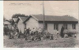 Cassy Par Lanton  ( Gironde) Villa Chez Nous , Dortoirs , Nombreux Enfants - Autres Communes