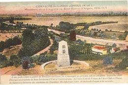 49 -  Corniche De La HAIE-LONGUE -Monument à La Gloire De René Gasnier   54 - Autres Communes