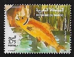 Maroc / Morocco - Journée Mondiale De L'environnement 2020 - Neuf** Valeur Faciale 3,75Dh - Morocco (1956-...)