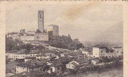 AK Gemona - Il Castello - 1913 (51073) - Udine