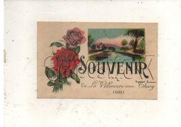 La Villeneuve-sous (60) : Souvenir En 1920 PF. - Other Municipalities