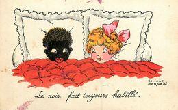 Négritude * Illustrateur Edmond Sornein * Enfants * Le Noir Fait Toujours Habillé ! * Black Noirs - Autres Illustrateurs