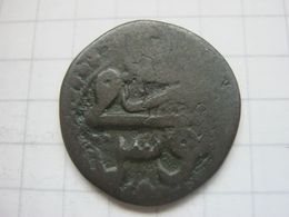 Tunisia (Tunis Eyalet) , 1 Fals 1171-1188 (1758-1774) - Túnez