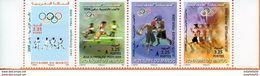 """Maroc;2008,TP N°1500 à 1503; """" Jeux Olympiques D'été De Pékin """",NEUF**MNH;Morocco,Marruecos - Morocco (1956-...)"""
