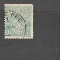AUSTRALIA.....1914:Michel 40XA Used  Cat.Value $28(25Euros) - Used Stamps