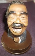 Figurine Buste: Jazzman? Noir (prix Port Compris Suivi) - Personnages