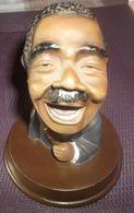 Figurine Buste: Jazzman? Noir - Personen