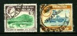 Rhodesia USED-1959-63 - Africa (Other)