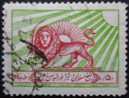 IRAN Bienfaisance N°9 Oblitéré - Iran