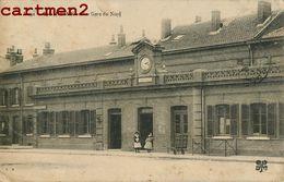 HIRSON LA GARE DU NORD 02 ASINE BAHNHOF STATION - Hirson