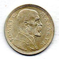 CZECHOSLOVAKIA, 10 Korun, Silver, Year 1928, KM #12 - Tschechoslowakei