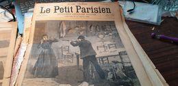 PETIT PARSIEN 98/ NASSANDRES EURE CRIME - Revues Anciennes - Avant 1900