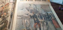 P.J 98/ PIGEONS VOYAGEURS /LE CHESNAY ACCIDENT  / NASSANDRES CRIME - Revues Anciennes - Avant 1900