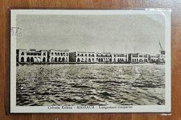 MASSAUA 1934 - Erythrée