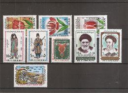 Iran ( Lot De Timbres Divers Différents XXX -MNH- De 1981) - Iran