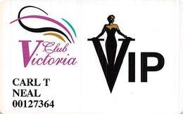 Grand Victoria Casino Elgin, IL - VIP Slot Card - New Lift Printing & Services On Reverse - Cartes De Casino